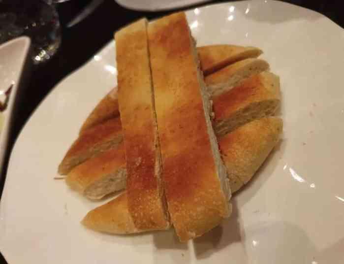 Da Antonio 大安東尼義大利餐廳 現烤香蒜麵包