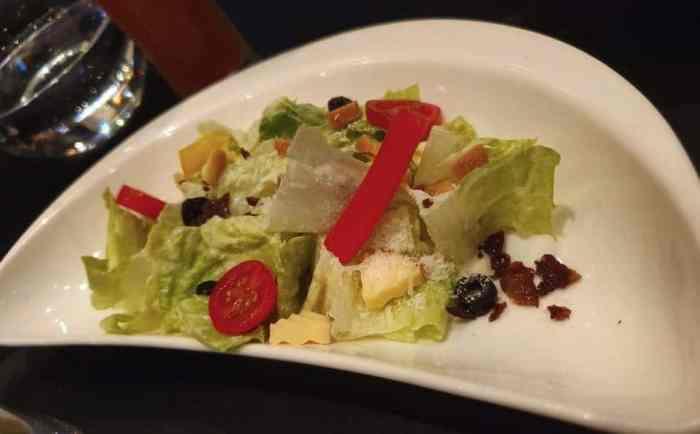 Da Antonio 大安東尼義大利餐廳 巧盧培根凱薩沙拉