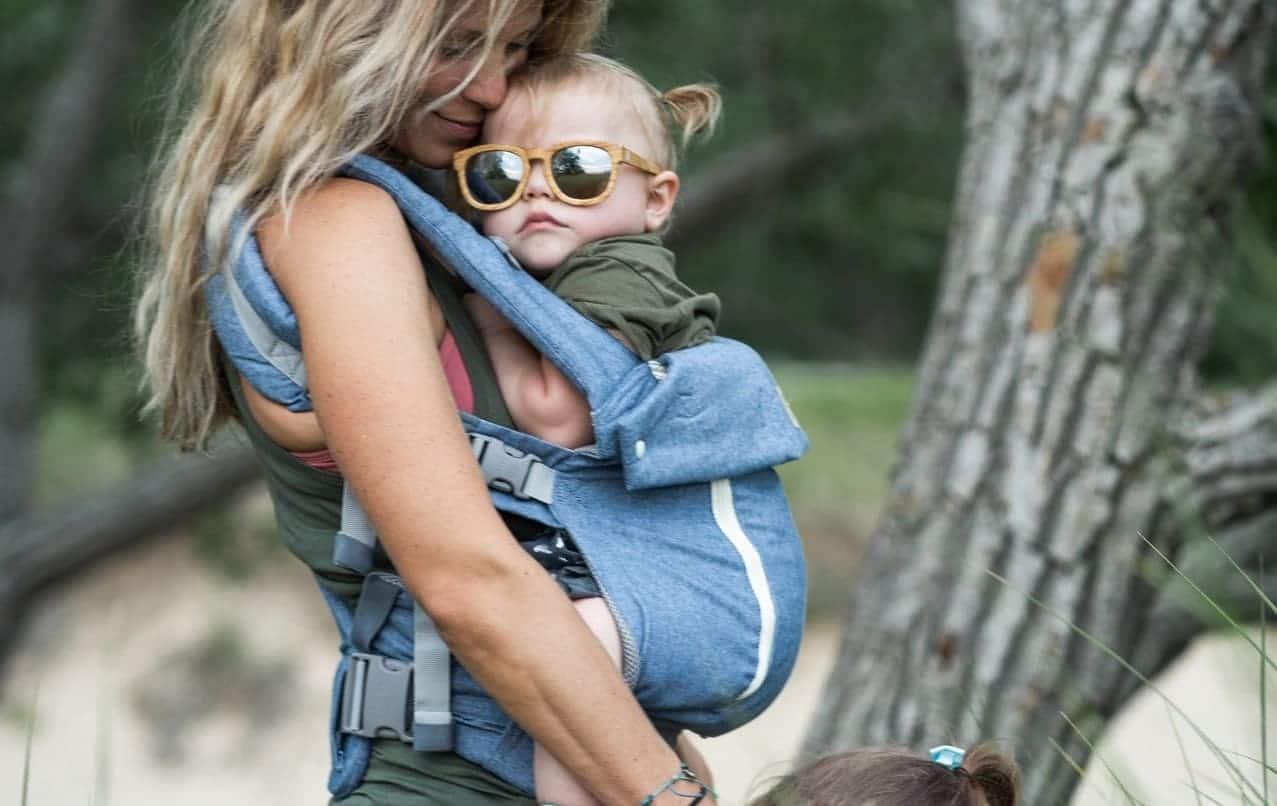 揹巾 怎麼挑?坐墊型?單肩型?寶寶腰凳背巾看這裡