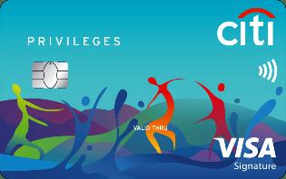 Citi Bank Privileges 花旗銀行饗樂卡-王品集團指定品牌首年生日憑券平日買一送一
