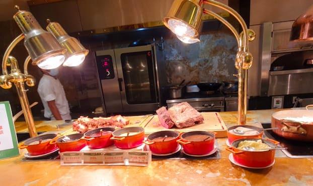 林皇宮 爐烤區