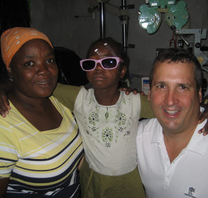 Sight Saved in Haiti Thanks to Saving Sight Partner in Sight