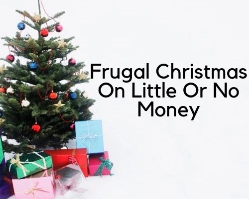 Frugal Christmas On Little Or No Money