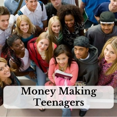 teenagers, money