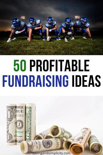 easy fundraising ideas