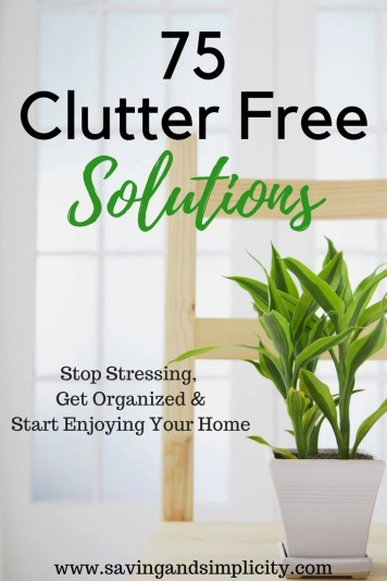 Are you tired of the clutter? Toys hidden in the couch. Containers and cereal boxes on the counter. Take back the house let's get organized and stress free.