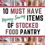 must have food pantry