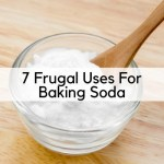 7 Frugal Uses For Baking Soda