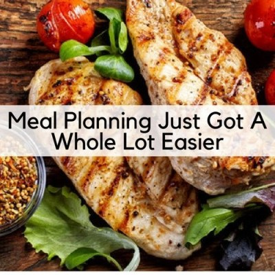 Meal Planning Just Got A Whole Lot Easier