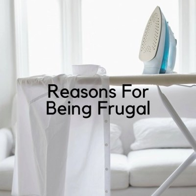 Reasons For Being Frugal