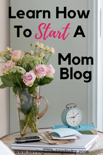 Have you thought about starting a blog? Are you tired of the 9-5 and want to spend more time with your family? Learn step by step how to start a successful mom blog. Start earning a great income from home.