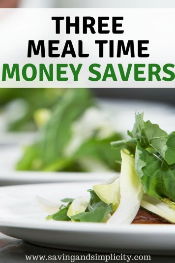 Meal times are about gathering together and enjoying delicious food. Learn three simple things that help cut my meal preparation time in half.