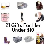 21 Gifts For Her Under $10