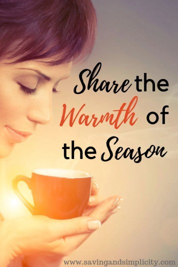 Share the warmth of the season. Gather, unwind, laugh and be grateful. Learn the simple and most frugal way to get people together to share in life's bounty