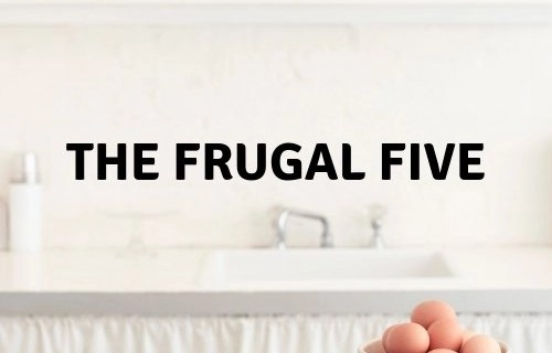 Frugal Five