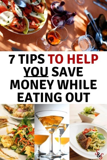Is money tight? You don't need to cut dining out at restaurants from your budget. Use these great seven tips to save money when eating out.