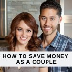 You know how to save money as an individual. Now learn how to save money as a couple. Learn the tips and trick to help you get ahead. Start saving money now