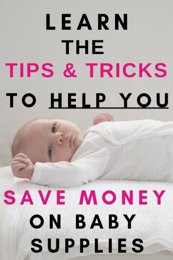 Let's face it having a baby can get expensive.When you add in all the must haves, with the wants and all the suggestions. Learn about saving money on baby.