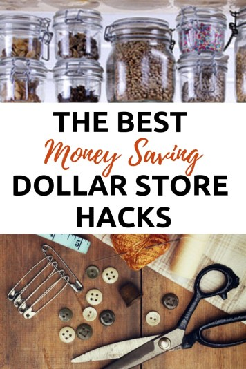 Every Mom everywhere loves a good hack especially when it saves time and saves money. Discover 21 of the best dollar store hacks.