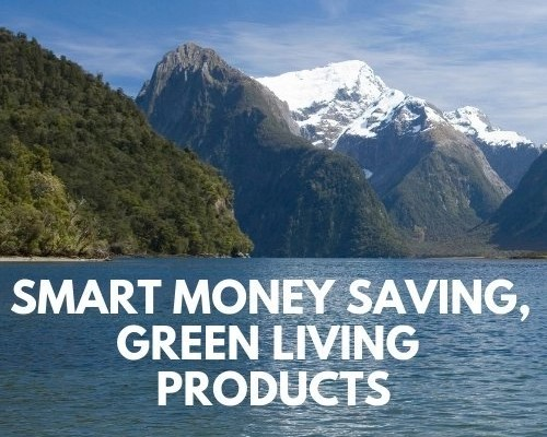 Smart Money Saving, Green Living Products