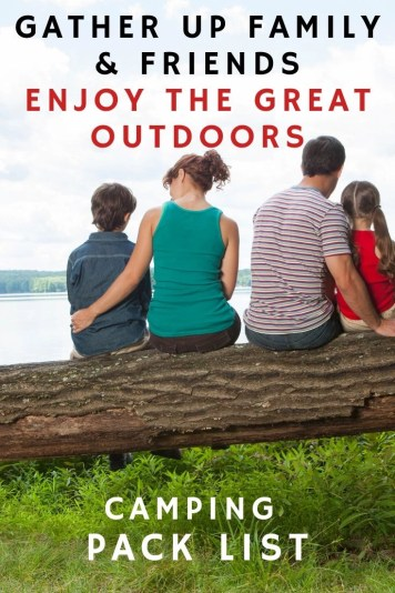This summer enjoy a family camping trip. Get out and enjoy the great outdoors. Learn the basics of what to pack with our camping pack list.
