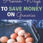Groceries are one of the main expenses for an average family. Discover 5 proven ways to save money on groceries that don't involve coupons and store sales.