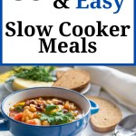 cheap & easy slow cooker meals