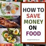 save money on food