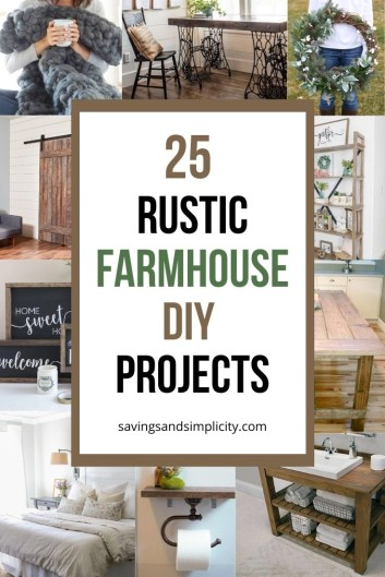Get the cozy farmhouse look for less
