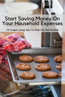 Home is where your heart is, it is where you raise your family. It can also be one of the most expensive places to be. Start saving money on your household expenses. Learn how to cut your grocery bill in half, how make your home more affordable. Learn the one frugal living tip that saves us hundreds each month.