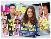 1-Year Subscriptions to Us Weekly & OK! Magazines 90% Off!