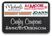 Craft Store Coupons 4/27 – 5/3