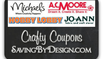 Crafty Coupons 1 5