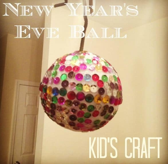 New Year's Eve at home with your family can be just as much fun as a night out on the town. Here are some fun activities for the countdown to midnight.