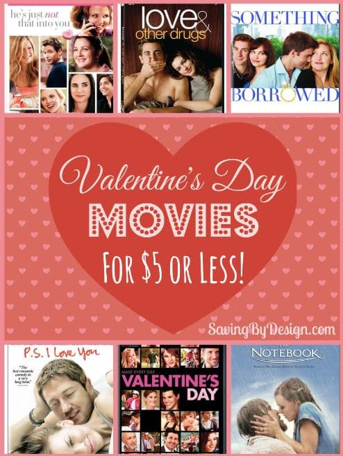 Valentine's Day movies