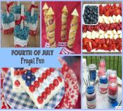 Fireworks, sprinklers, swimming, family! Here is some frugal and fun ideas to make 4th of July even more special!