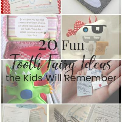 20 Fun Tooth Fairy Ideas the Kids Will Remember