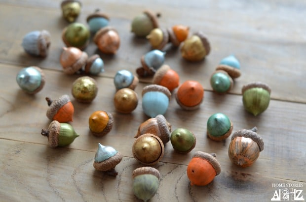 10 Awesome Acorn Crafts Fall Decorating On A Budget