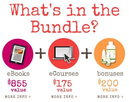 The Ultimate Healthy Living Bundle - What included