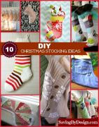 DIY Christmas Stocking Ideas