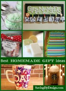 The 10 Best Homemade Gift Ideas