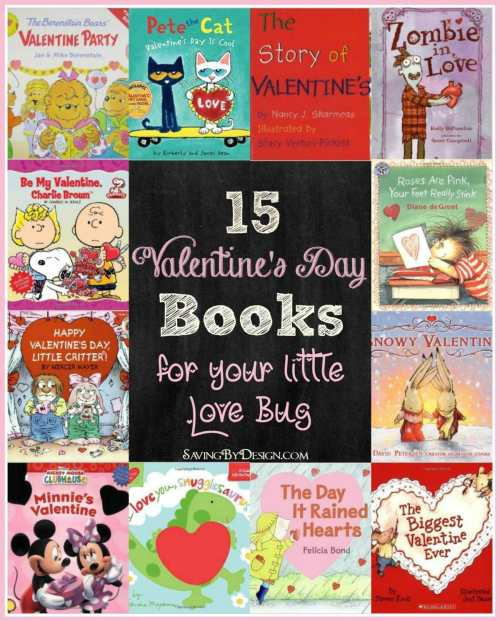 Valentine's Day books