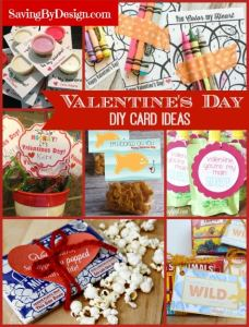Homemade Valentines for Classmates – Fun for Kids of All Ages!