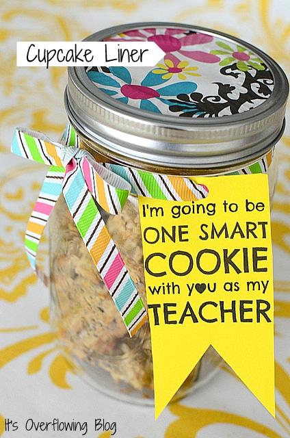 back to school DIY teacher gifts