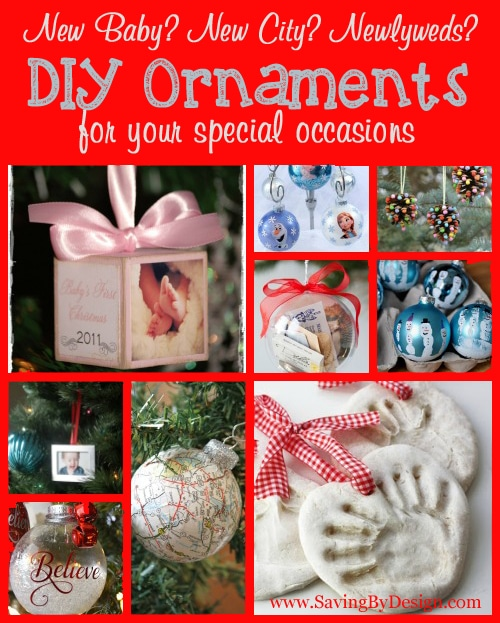 DIY Ornaments for Your Special Occasion
