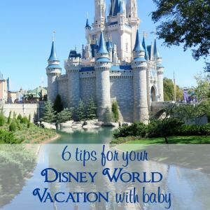 6 Tips for Your Disney World Vacation with Baby