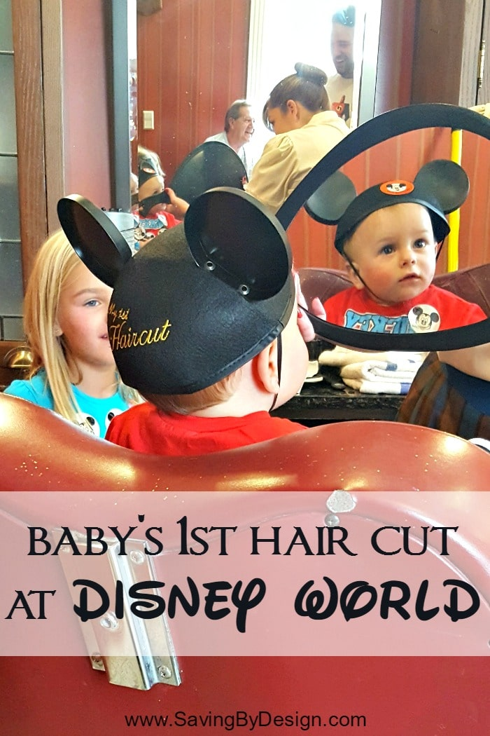 """Are my kids too young for Disney?"" No way!! Here are some helpful tips for your Disney World vacation with baby!"