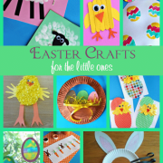 10 Easter Crafts for the Little Ones