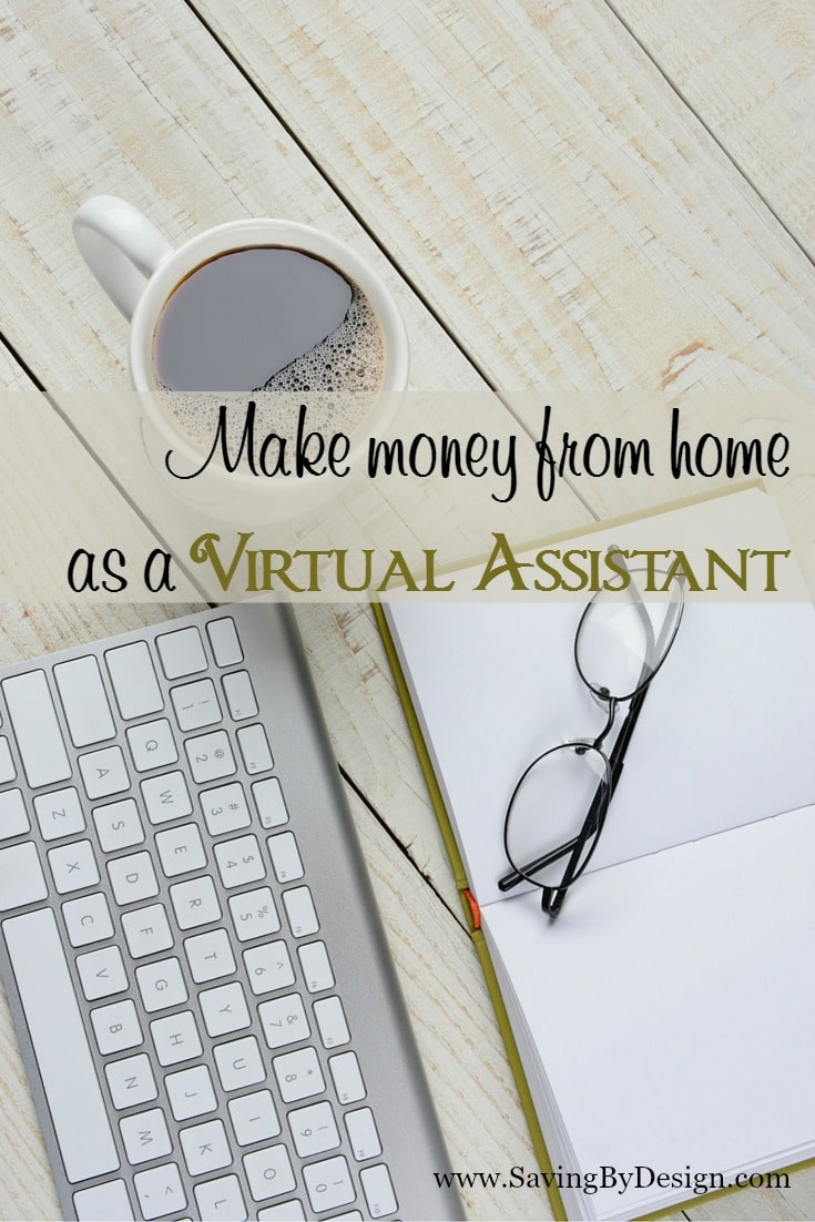 I had a job in finance with great benefits. I thought I was exactly where I wanted to be. So how do I now make money from home as a Virtual Assistant?