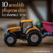 10 Incredible Kids Playroom Ideas That Will Inspire You